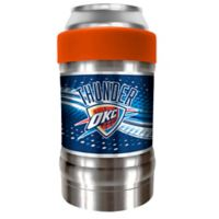 NBA Oklahoma City Thunder The LOCKER Insulated Can and Bottle Holder Collection