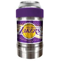 NBA Los Angeles Lakers The LOCKER Insulated Can and Bottle Holder Collection
