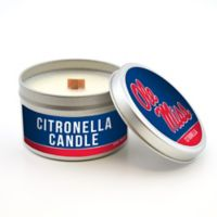 University of Mississippi 5.8 oz. Citronella Tailgating Candle