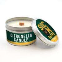 Baylor University 5.8 oz. Citronella Tailgating Candle