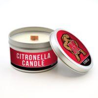 University of Maryland 5.8 oz. Citronella Tailgating Candle