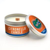 University of Florida 5.8 oz. Citronella Tailgating Candle