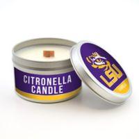 Louisiana State University 5.8 oz. Citronella Tailgating Candle