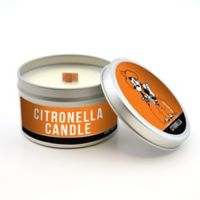 Oklahoma State University 5.8 oz. Citronella Tailgating Candle