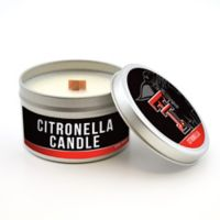 Texas Tech University 5.8 oz. Citronella Tailgating Candle