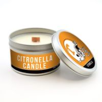University of Tennessee 5.8 oz. Citronella Tailgating Candle