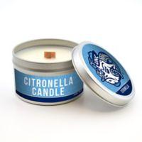 University of North Carolina 5.8 oz. Citronella Tailgating Candle