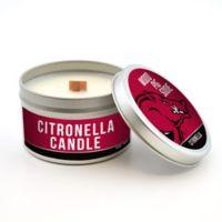 University of Arkansas 5.8 oz. Citronella Tailgating Candle