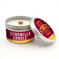 Iowa State University 5.8 oz. Citronella Tailgating Candle