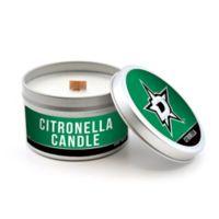 NHL Dallas Stars 5.8 oz. Citronella Tailgating Candle
