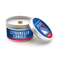NHL New York Rangers 5.8 oz. Citronella Tailgating Candle