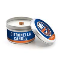 NHL New York Islanders 5.8 oz. Citronella Tailgating Candle