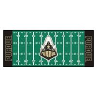 "Purdue University Football Field 72"" x 30"" Runner"