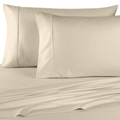 Wamsutta® 400 Thread Count Antique Bed Sheet Set In Ivory