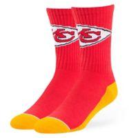 NFL Kansas City Chiefs Crew Socks