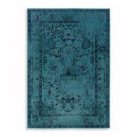 Oriental Weavers Revival 7-Foot 10-Inch x 10-Foot 10-Inch Rug in Turquoise