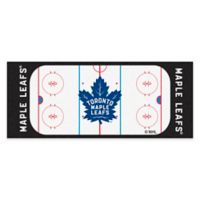 NHL Toronto Maple Leafs Rink Carpeted Runner Mat