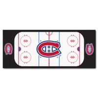 NHL Montreal Canadiens Rink Carpeted Runner Mat