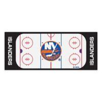 NHL New York Islanders Rink Carpeted Runner Mat