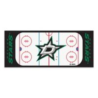 NHL Dallas Stars Rink Carpeted Runner Mat