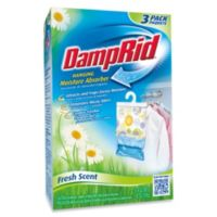 Damp Rid® Hanging Moisture Absorber in Fresh Scent (Set of 3)