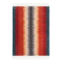 Safavieh Farmhouse 3' x 5' Cedar Rug in Navy