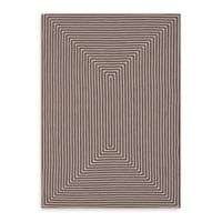 Loloi Rugs In/Out 5-Foot x 7-Foot 6-Inch Indoor/Outdoor Rug in Brown