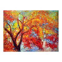 "Empire Art Direct ""Summer"" Multicolor Canvas Wall Art"