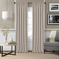 Pennington 95-Inch Rod Pocket Window Curtain Panel Pair in Linen