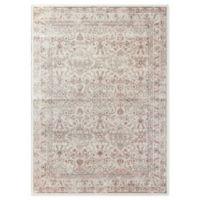 KAS Bennett Tapestry 7'10 x 11'2 Area Rug in Blush