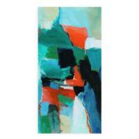 Color Splash 36-Inch x 72-Inch Glass Wall Art