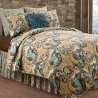 C&F Home™ Kasbah Reversible Full/Queen Quilt Set in Brown