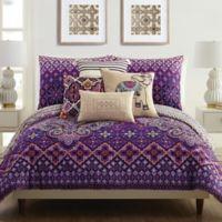 Vera Bradley Dream Tapestry 3-Piece Full/Queen Comforter Set