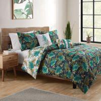 VCNY Home Key West Reversible Queen Comforter Set
