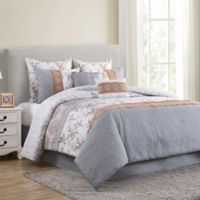 VCNY Home Elley Queen Comforter Set in Blush