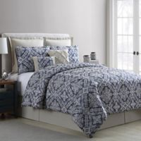 VCNY Home Sofital California King Comforter Set in Charcoal