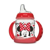 NUK® 5 oz. Minnie Mouse Learner Cup in Red