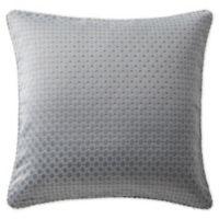 Waterford® Baylen European Pillow Sham in Dusty Blue