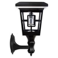Gama Sonic Outdoor Solar Powered Post Accent Light