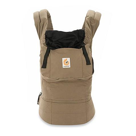 Ergobaby™ Original Collection Baby Carrier in Aussie Khaki - Bed ...