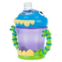 Nuby™ iMonster 7 oz. 2-Handle No-Spill Soft Spout Cup