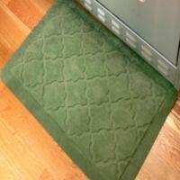 Comfort Pro Onyx 2-Foot x 3-Foot Kitchen Mat - Green