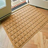 Weather Guard™ Pine Tree 31.75-Inch x 50.75-Inch Door Mat in Gold