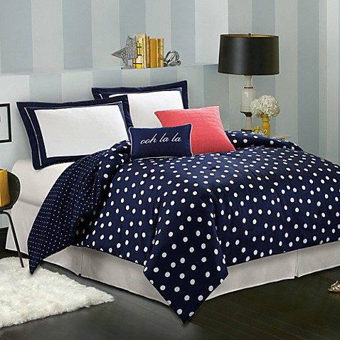 Kate spade new york little star comforter set bed bath - Bed bath and beyond bedroom furniture ...