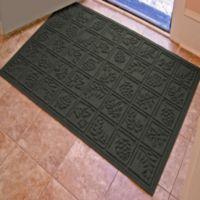 Weather Guard™ Nature Walk 34-Inch x 52-Inch Door Mat in Charcoal