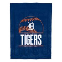 MLB Detroit Tigers Grand Slam Twin Comforter Set