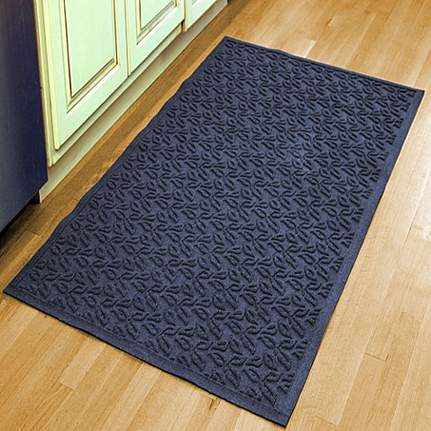 Weather Guard Leaf 34 1 2 Inch X 58 Inch Door Mat Bed