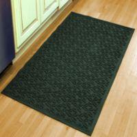 Weather Guard™ Leaf 34-1/2-Inch x 58-Inch Door Mat in Evergreen