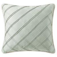 Waterford® Daphne European Pillow Sham in Jade