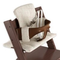 Stokke® Tripp Trapp® Organic Cotton Cushion in Geometric Red